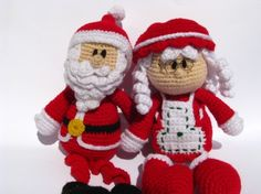 PDF Amigurumi pattern  Christmas Deal by picuu on Etsy, $20.00