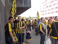 Aficionados del Barakaldo Club de Fútbol