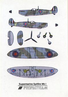 Supermarine Spitfite MK 1