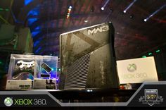 Love the gritty feel of the Call of Duty:  Modern Warfare 3 (M) Xbox console.