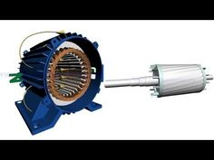 How does an Induction Motor work ? - YouTube