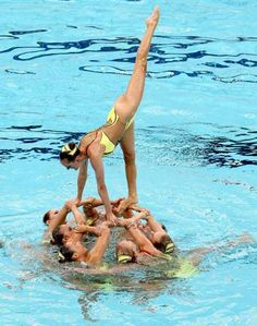 The word Synchronous swimming babes xxx excited too