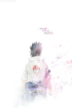 ...And you were born to die. sasuke uchiha | via Tumblr | We Heart It #uchiha #sasuke