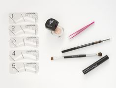 It's the best eyebrow shaping kit for the best shaped eyebrows.