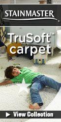 Stainmaster trusoft carpet sale