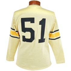 3269e17fb Brooklyn Dodgers (AAFC) 1947 Authentic Football Jersey