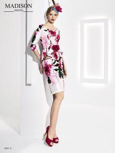 Elegante vestido de