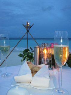 Baros Maldives: Sandbank Dining Travel Centre Maldives // info@tcmaldives.com // www.travelcentremaldives.com // www.tcmaldives.com