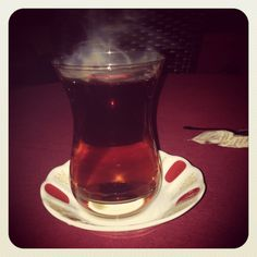 Turkish Teaaaa