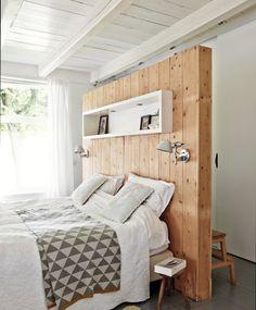 Bedroom Closet Storage, Master Bedroom Closet, Home Bedroom, Bedroom Wall, Bedroom Decor, Wardrobe Behind Bed, Indoor Outdoor Bathroom, Suites, Home Design Plans