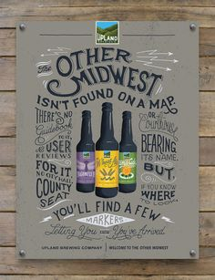 Upland Brewing Co. on Packaging Design Served