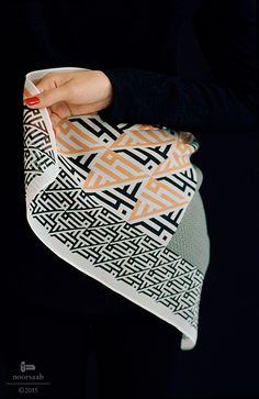 noorsaab | Lookbook 03 | Camus luxury silk scarf