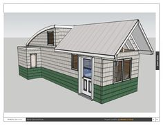 HPD V.3.3_2 Tiny Home with slide outs, kinda cool. :)