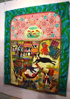 https://tokyocavanaughs.wordpress.com/2015/01/26/tokyo-international-great-quilt-festival/
