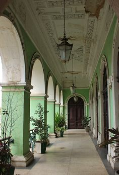 Maputo: Railway Station by zug55, via Flickr ... so often Maputo is depicted as a crumbling city, but this pic shows the beauty of this fascinating city.