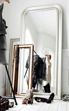 SONGE Mirror from IKEA