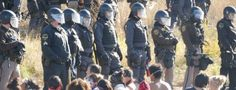 DAPL Protestors Assaulted by Police While Protecting Burial Site    In another violent move against the protestors at Standing Rock law enforcement has assaulted the main encampment with rubber bullets during the protestors attempts to protect a burial site.  Reports have come in that one man was point blank shot with a rubber bullet and has been coughing up blood eversince another a woman has also been shot by a heavily armed officer.  The attacks come at the same time President Obama has…