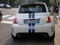 Fiat 500 Abarth !