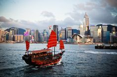 Victoria Harbor | Flickr - Photo Sharing!