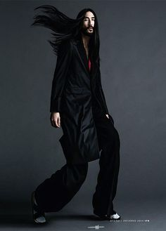 Tony Thornburg  Half Japanese, half Swedish model Tony Thornburg is one of my latest picks in my The Face To Watch series.  I love this guys look.  Standing 6'2, the Hawaiian native is with Fushion Models.