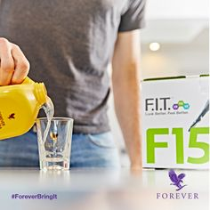 Certain amounts of supplements, shakes and bars, with easy to follow step-by-step #fitness instruction. #F15 #ForeverBringIt