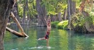 Swimming Holes - Texas Highways