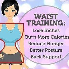 706a5ee3ce Waist training with Shapeminow latex Waist Training