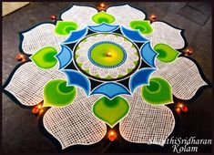 We have included beautiful diwali rangoli designs from shanthi's gallery. It's believed that rangoli designs started many centuries ago. Some refrences of rangoli designs are also available in our Indian Rangoli Designs, Rangoli Designs Latest, Rangoli Designs Flower, Latest Rangoli, Rangoli Patterns, Rangoli Ideas, Rangoli Designs Images, Rangoli Designs With Dots, Beautiful Rangoli Designs