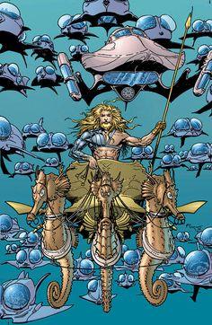 Aquaman #66 By: Michael William Kaluta