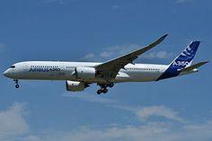 Airbus A350-900 XWB Airbus Industries (AIB) MSN 001 - F-WXWB (9087432464).jpg