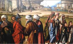 If anyone takes a browse of the many examples of paintings from the Renaissance once will certainly see the strong imprint of Islamic cultures and the Moors ...