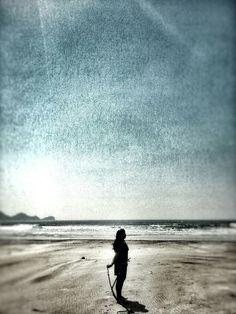 Open winds.. Beach Awesome Beautiful Beautiful Nature Girl Light And Shadow | EyeEm