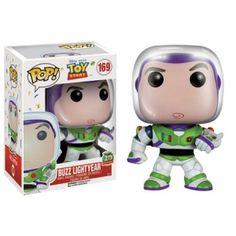 Disney Pixars Toy Story Pop! Vinyl Figure Buzz Lightyear
