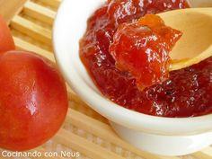 Cocinando con Neus: Mermelada de tomate