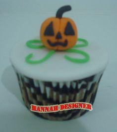Gente que Faz: Cupcakes Halloween por Hannah Amaral