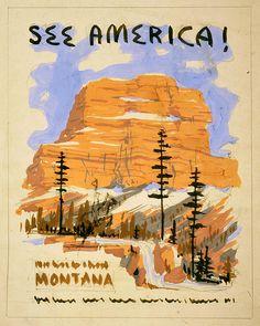 Montana - See America!