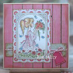 Itte tehty: Pinkki kortti
