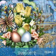 'SPRING DAY 2' RESALE *limited edition