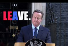 The Fuddy Duddies Have It  Cameron Resigns Following BREXIT Vote