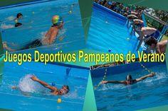 Clasificados a los Juegos Deportivos Pampeanos de Verano