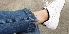 Everything You Need To Know About Fraying Your Own Jeans