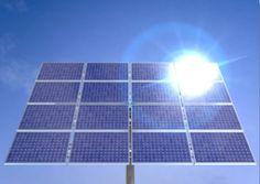 L'énergie solaire est quelque chose nouveau. Il est très pro-environnement parce-que il n'utilise pas gaz ou charbon. Il n'a pas polluants comme autres. J'ai un panel solaire chez moi. Il aide payer le (Bill).
