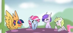 Lol mlp girl talk