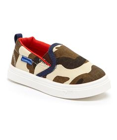 Camo Rascal Sneaker - Kids