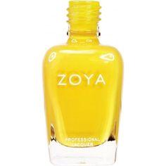 Zoya nail polish in Pippa