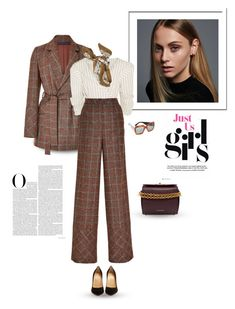 """""""01.02.2018 // Top Fashion Sets for Feb 2nd, 2018"""" by bliznec-anna ❤ liked on Polyvore featuring Zeynep Arçay, Jacquemus, Gucci, Alexander McQueen and Christian Louboutin"""