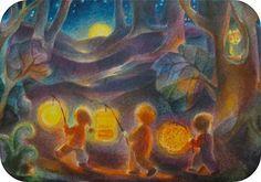 lantern walk waldorf | St. Martin's Lantern Walk