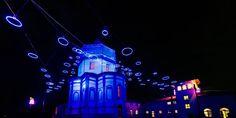 Piccoli spiriti blu, Rebecca Horn.  #Torino #lucidartista