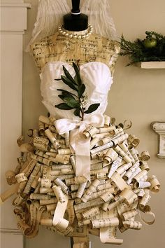 So clever and beautiful!--La Bonne Vie