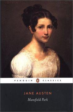 Mansfield Park by Jane Austen.
